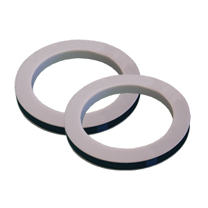 6 150# EPDM Full Face Gasket Sonstige 1/8 Thick New